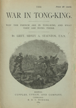 The war in Tong-King